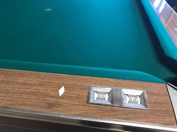 Solo 174 Omaha Fischer Pool Table For Sale 43