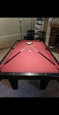 8x3.5 ft Pool Table
