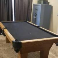 Olhausen 7ft Pool Table