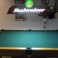 8' pool table Olhausen