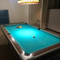 Classic Brunswick Pool Table