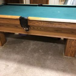 7ft. Pool Table