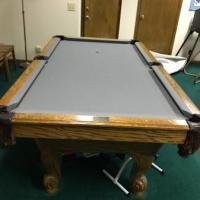 American Classics 7' Pool Table
