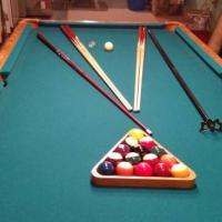 Olhausen Slate Pool Table