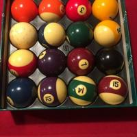 7' Olhausen Pool Table