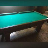6.5Ft Olhaussen Pool Table